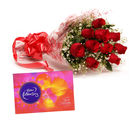 Ferns N Petals Flowery Celebrations - Rose Day