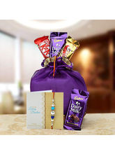 Ferns N Petals Smooth Choco Express Rakhi Gift