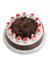 Ferns N Petals Eggless Blackforest Cake Half Kg (M...