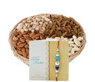 Ferns N Petals One Kg Dry Fruits Basket For Express Rakhi