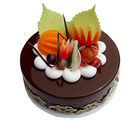 Ferns N Petals Fruit Chocolate Cake (CAKECONH1945)