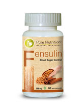 Pure Nutrition Fensulin (Optimised Nutrients For D...