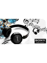 Qubeplex Sony Over The Ear Mega Bass Headphone (H1...