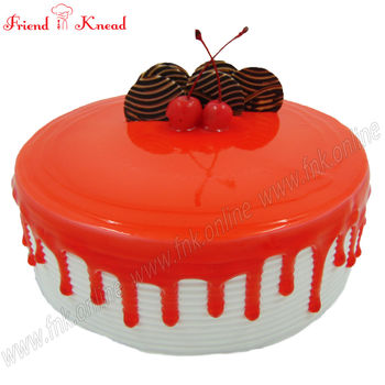 Strawberry Cake, select time, 0.5 kg, egg