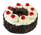 India Gifts Hub Blackforest Cake Eggless 1kg (IGHCAKE031)
