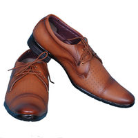 Smoky Tan High Quality Shoe SM552TN, 10