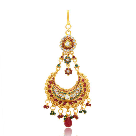 Sukkhi Exquisite Gold Plated Passa For Women