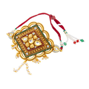 Sukkhi Dazzling Gold Plated Bajuband For Women