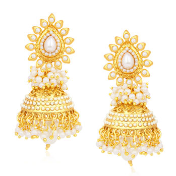 Sukkhi Incredible Gold Plated Earring For Women