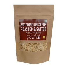 Watermelon seeds - Roasted and Salted 50G