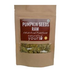 Pumpkin Seeds - Raw (Pack of 5x50g)