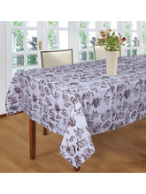 Smart Home 100% Cotton Printed Multi 6 Seater Tabl...