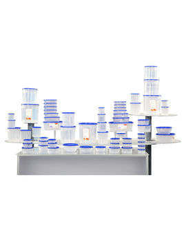 Princeware 63 pcs Container Set