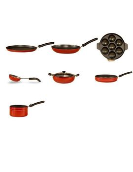 Joypan 7 Pcs Non Stick Cookware Set