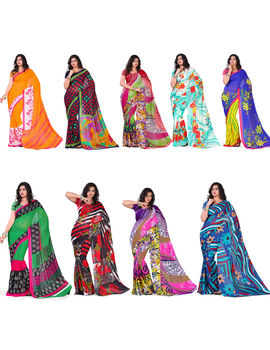 Narmadha 9 Saree Collection