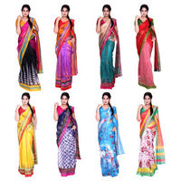 Sendhoor 8 Kota saree Collections