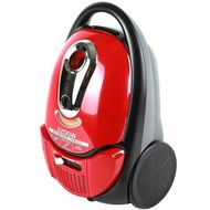 Hitachi Vaccum Cleaner, Titanium filter, CVBA22V24, 2200 W,  Red