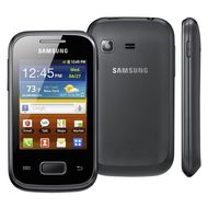 Samsung Galaxy Pocket Duos, GTS5302,  Black, 4GB