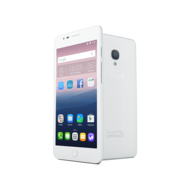 "ALCATEL POP 4 5 /Android 6.0 /5.0"" /Quad Core 1.1 Ghz/8GB+ 1GB RAM/8MP+ 5MP Camera/2500 mAh,  White"
