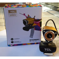 TCL Web Camera for Smart TV, CM550,  Black