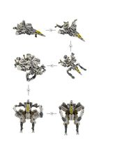 Emob Converts From Robot Mode To Fighter Plane Toy...