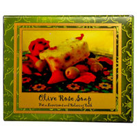 Neev Olive Rose Natural Handmade Soap, 100 gms