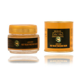 Indus Valley Lemon Mint Feet Relief Balm - 50gm