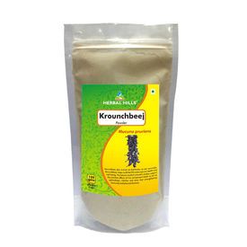 Herbal Hills Krounchbeej Powder 100Gms Pack of 3