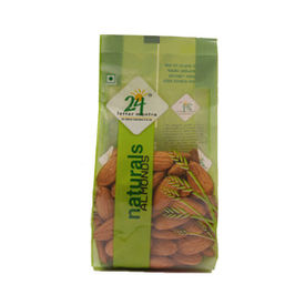 24 Letter Mantra - All Natural Almonds (100 gms)