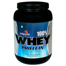 Mapple Whey Protein Supplement 600Gms, chocolate