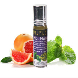 Soulflower Aromatherapy Not Hungry Roll On - 8 ml