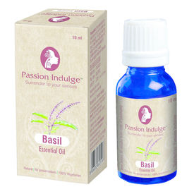 Passion Indulge Basil Essential Oil - 10 ml