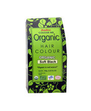 Radico Colour Me Organic Soft Black Hair Colour -...