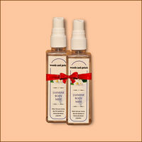 Woods and Petals Jasmine Body Mist 100mL Set Of 2
