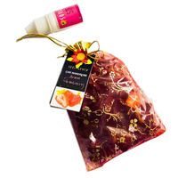 Soulflower Aroma Pouch Strawberry (With Bottle) - 50 gms