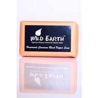 Wild Earth - Handmade Cinnamon Black Pepper Soap