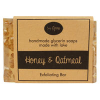 Soap Opera Exfoliating Soap-Honey & Oat Meal 100 gm