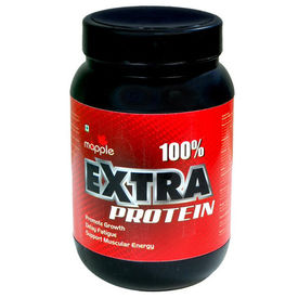 Mapple Extra Protein Whey Supplement 600Gms, american ice cream
