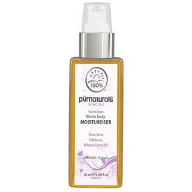 Pure Naturals - Whole Body Moisturiser-50-ml