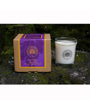 Indie Eco Candles - Lavender With Subtle Notes Of Rosewood - 360 Gms