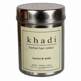 Khadi Herbal Henna & Amla - 150 Gms