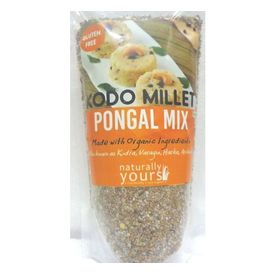 Naturally Yours Kodo Millet Pongal Mix 250 Gms