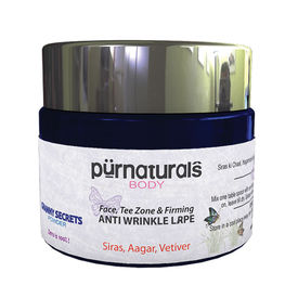 Pure Naturals - Firming Anti Wrinkle Lape-30-grams
