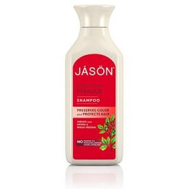 Jason Natural Color Protect Henna Shampoo 473mL