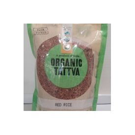 Organic Tattva Organic Red Rice 1 kg