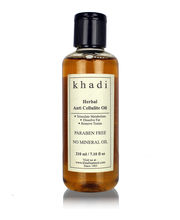 Khadi Anti Cellulite Oil (For Fat Burning) - Paraben Free & No Mineral Oil - 210 Ml