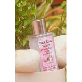Mitti Se Pure Rose Water (Undiluted) 50mL