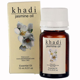 Khadi Jasmine Oil - 15 ml