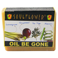 Soulflower Oil Be Gone Soap - 150 gms