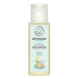 Pure Naturals -Tea Tree Hand Sanitizer-50-ml